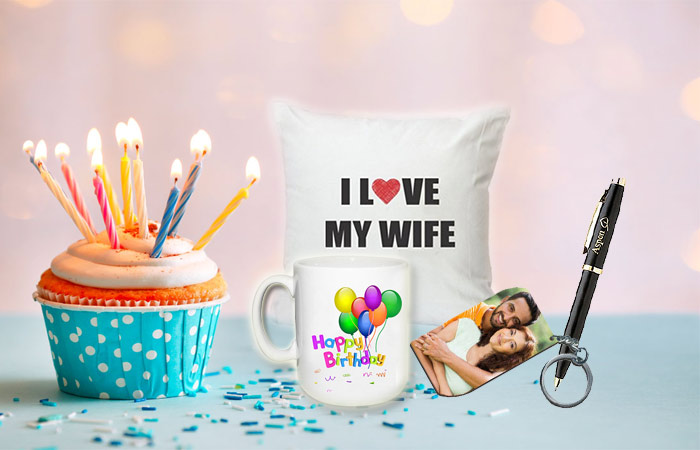 Personalized Birthday Gifts for Loving Wife