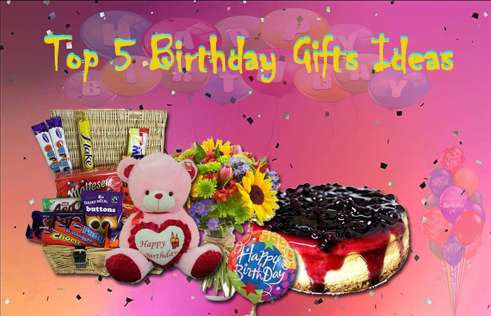 Top 5 Birthday Gifts Ideas For your Special One from IndianGiftsAdda