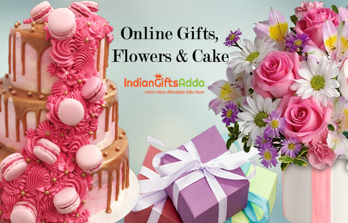 Send Online Gifts, Fresh Flower, Yummy Cake Online in India