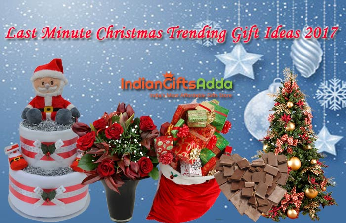 Last Minute Christmas Trending Gift Ideas 2017