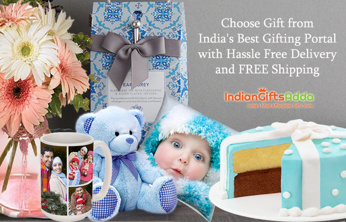 Choose Gift from India's Best Gifting Portal with Hassle Free Delivery and FREE Shipping