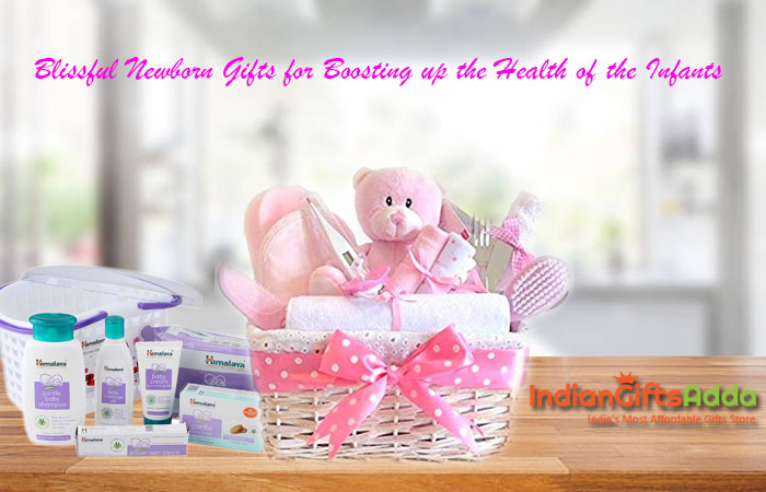 Explore the Blissful Newborn Gifts for Boosting up the Health of the Infants