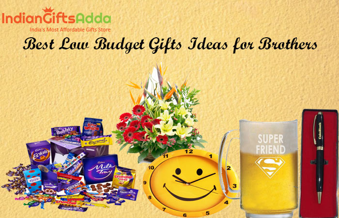 Best Low Budget Gifts Ideas for Brothers