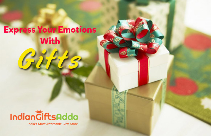 Express Your Emotions with Gifts - Send Online Gifts to India