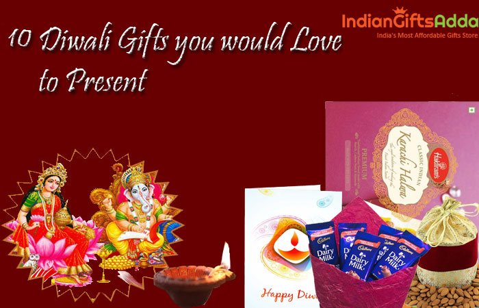 10 Diwali Gifts you would Love to Present