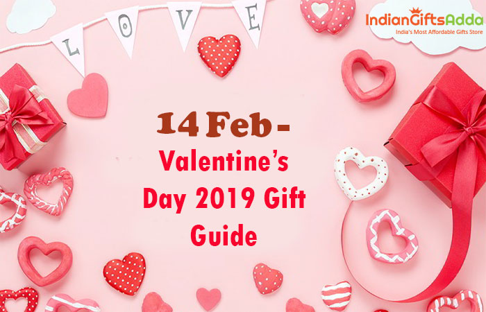14 Feb - Valentine's Day 2019 Gift Guide