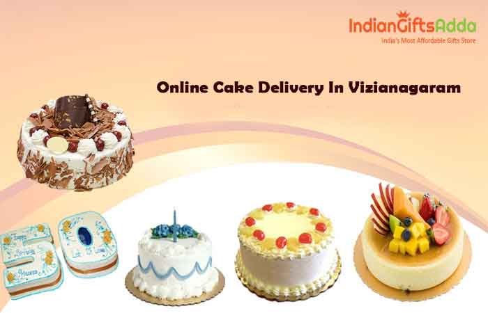 Online Cake Delivery in Vizianagaram