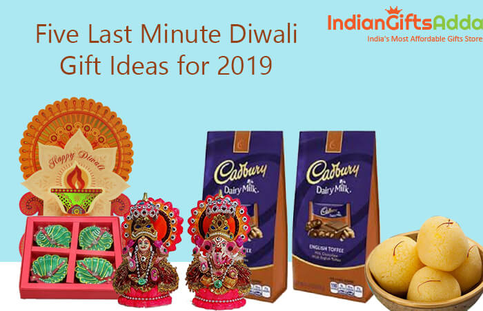 Five Last Minute Diwali Gifts Ideas for 2019