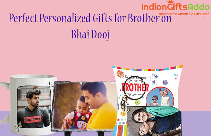 Perfect Personalized Gifts for Brother on Bhai Dooj