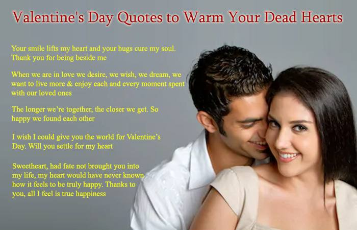Valentine's Day Quotes to Warm Your Dead Hearts