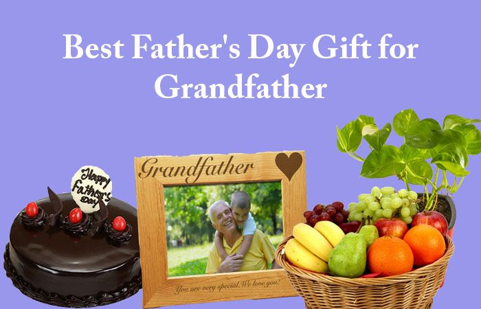Best Father's Day Gift for Grandfather
