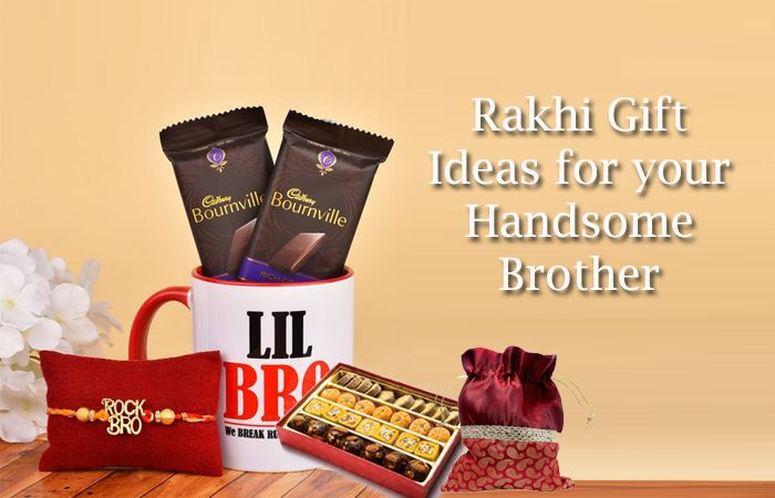 Rakhi Gift Ideas for your Handsome Brother