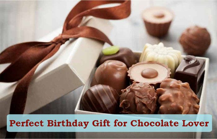 Perfect Birthday Gift for Chocolate Lover