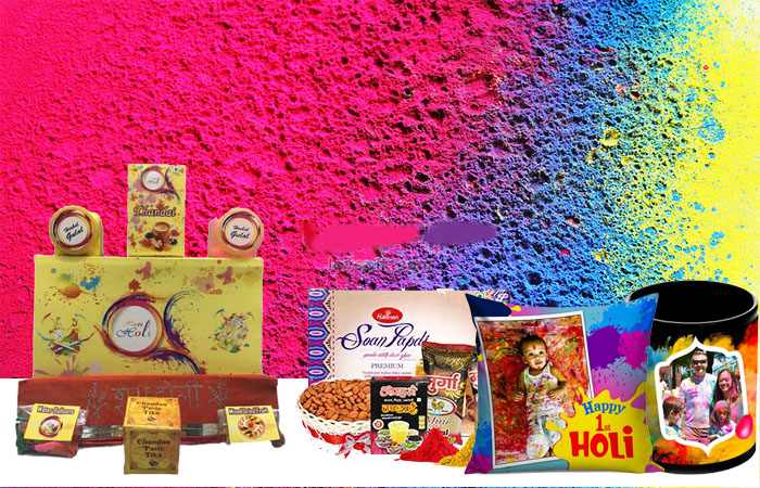 5 Best Holi Gift Ideas for your Beloved ones
