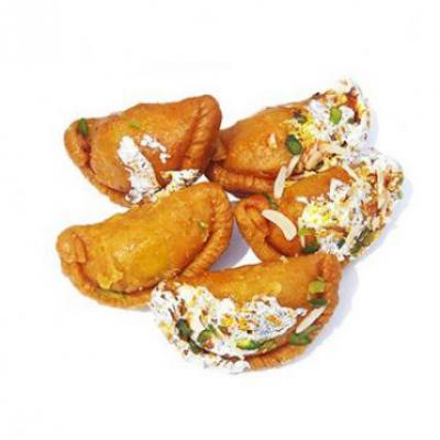 Gujiya (Seasonal)
