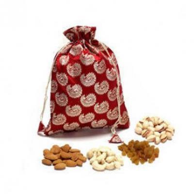 Mix Dry Fruits Pouch