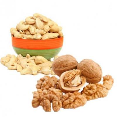 Cashew With Walnuts