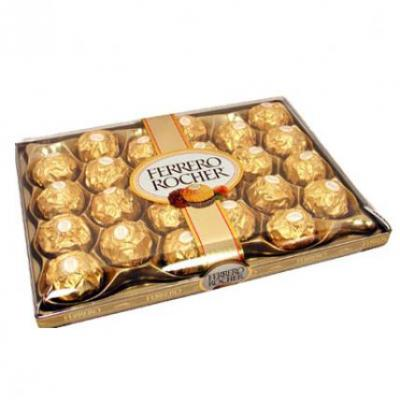 24 Pcs Ferrero Rocher Chocolate