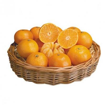 Orange Basket