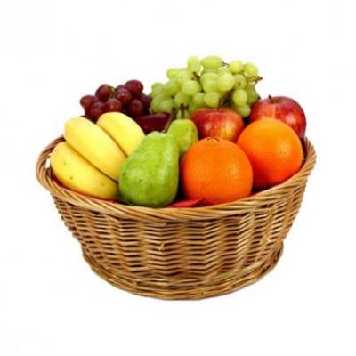 Fresh Fruits Basket