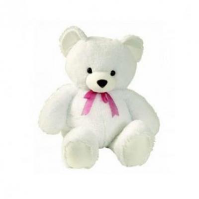 Teddy Bear White