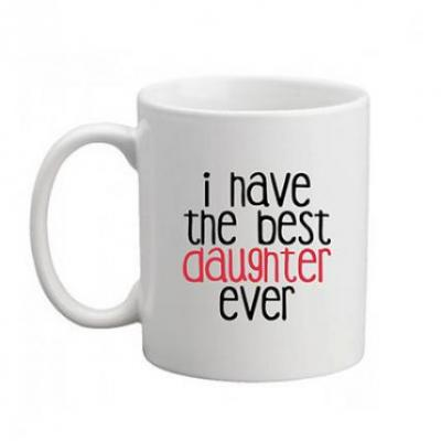 Best Daughter Mug