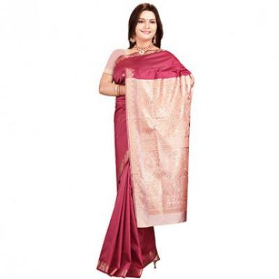 Silk Saree (F-49)