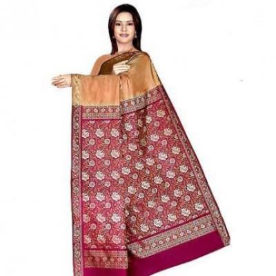 Silk Saree (F-01)
