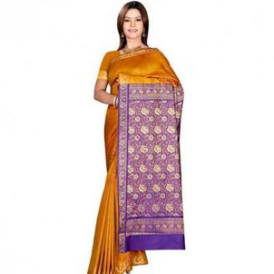 Silk Saree (F-10)