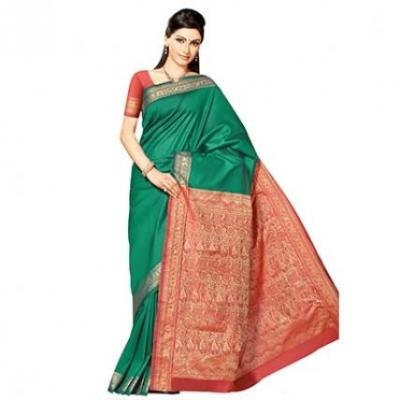 Silk Saree (F-91)