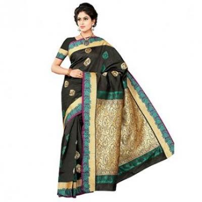 Micra Silk Saree (3005)