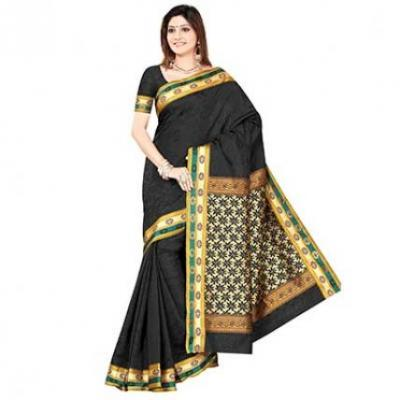 Micra Silk Saree (3016)