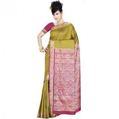Silk Saree (F-60)