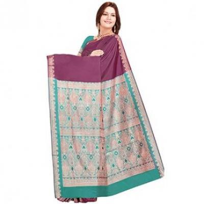 Silk Saree (F-51)