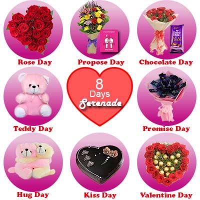 8 Days Serenade