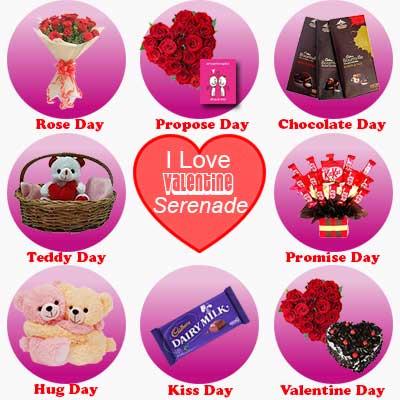 I Love Valentine Serenade