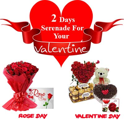 2 Days Serenades for Your Valentine