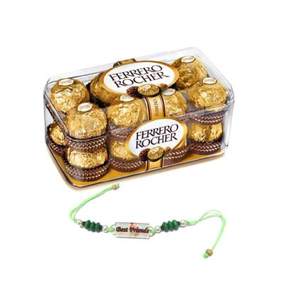 Ferrero Rocher With Friendship Band