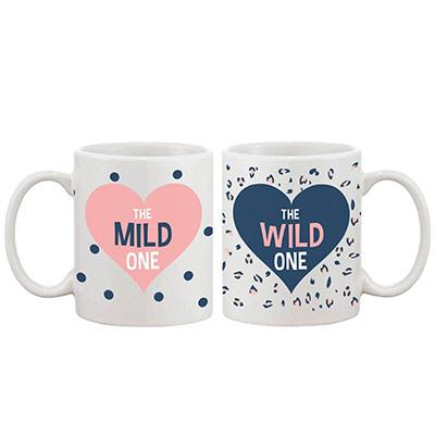 Mild one Wild one Mug