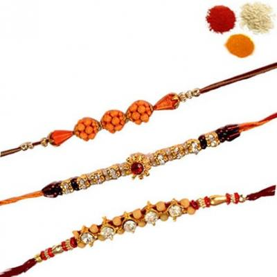 Mix Rakhi Set