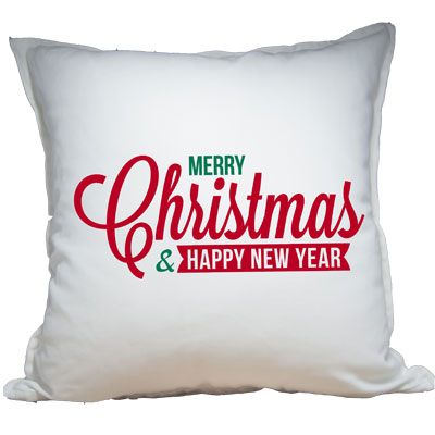 Christmas & New Year Cushion