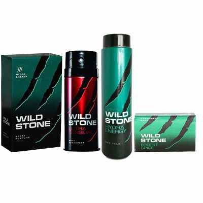 Wild Stone Hamper for Men