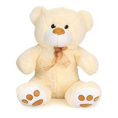 12 Inch Creamy Teddy Bear