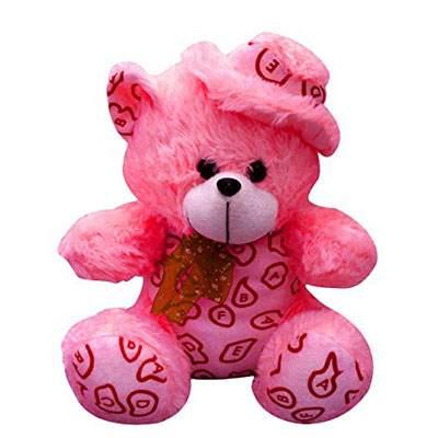 24 Inch Pink Teddy Bear