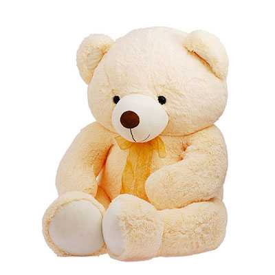Creamy Teddy Bear 36 Inch