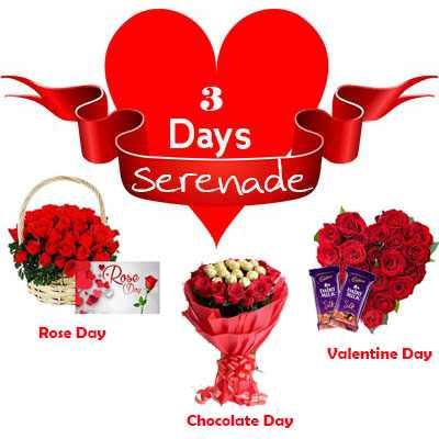 3 Day Serenade