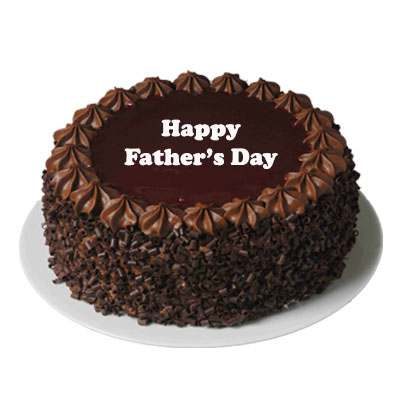 Chocolate Cake Fathers Day