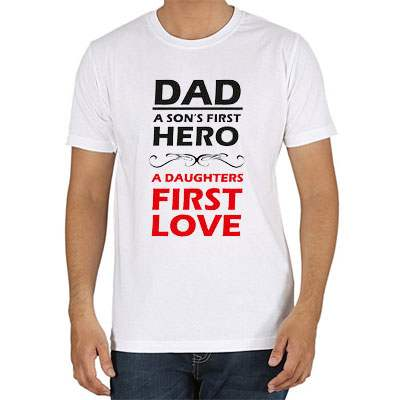 Printed T-Shirt for Papa