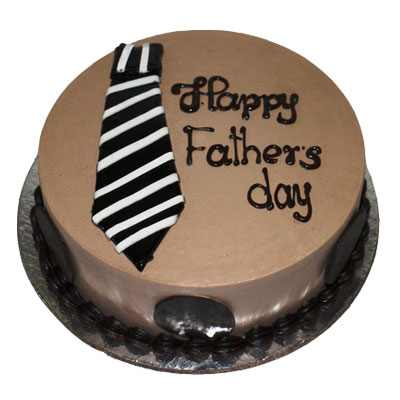 Happy Fathers Day Special Cake