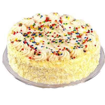Special Vanilla Cake